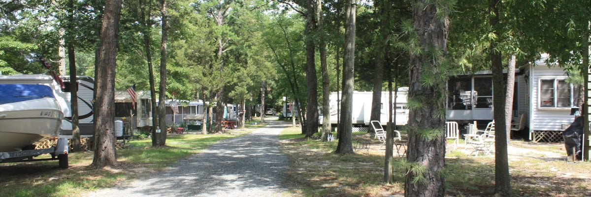 Sea Pirate Campground Jersey Shore Camping Near Long Beach