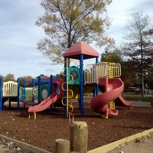 Read more about the article New Playground