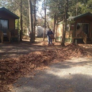 Read more about the article Sea Pirate Campground's cleanup weekend 2014