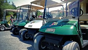 Sea Pirate Campground Golf Cart Rentals