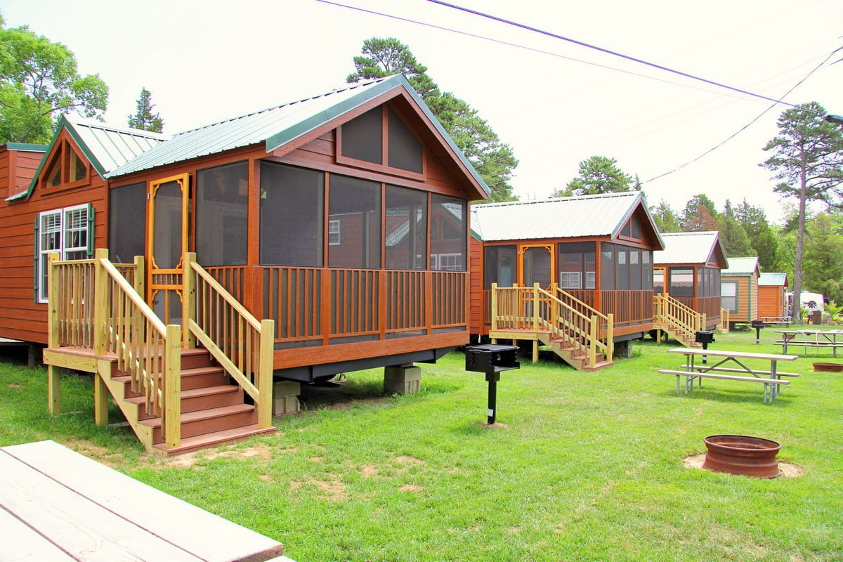 Read more about the article Glamping in Captain's Cottage Jersey Shore LBI NJ