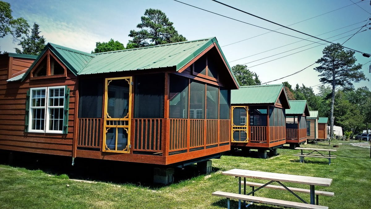 Brand New Captain's Cottages Will Be Available Soon