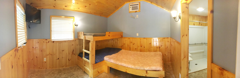 basic cabin bathroom handicap01. Cabin with Bathroom Handicap Accessible   Sea Pirate Campground