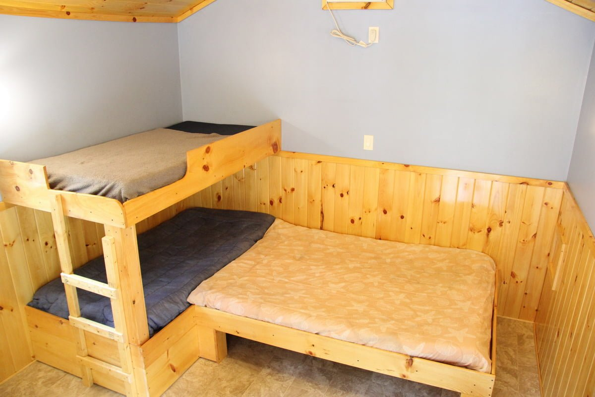 Cabin Bathroom Cabin With Bathroom Handicap Accessible Sea Pirate Campground