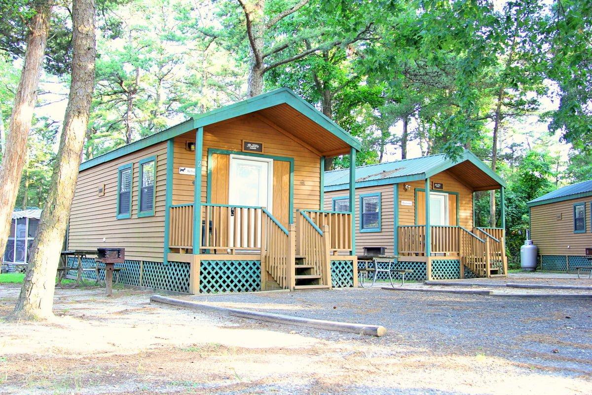 Deluxe Cabin Sea Pirate Campground