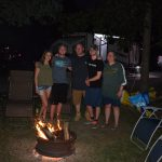 Campfire Food, Friends & Family, Sharing Stories and Memories CHEERS!
