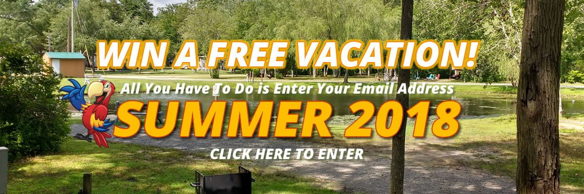 Win a Free Vacation at Sea Pirate Campground!