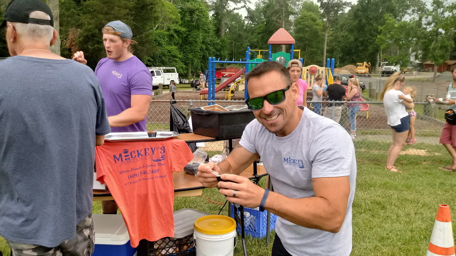 Read more about the article Chili Cook Off 2018 Sea Pirate Campground Photo Gallery