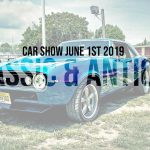 Classic & Antique Car Show June 1st 2019