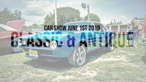 Read more about the article Classic & Antique Car Show June 1st 2019