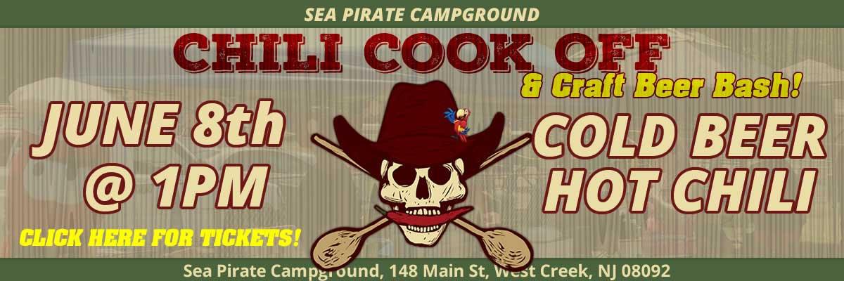 Chili Cookoff Craft Beer Tickets