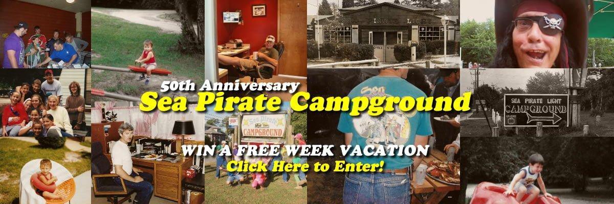 Sea Pirate Campground 50th