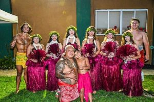 Sea Pirate Campground Annual Summer Hawaiian Luau 2020