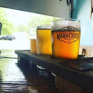 Another reason to get your Chili Cook Off tickets online! ManaFirkin Brewing Com…