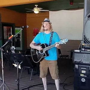"""Brian """"Brain"""" Smallwood – One Man Band – Brain Unplugged?!? – Music from the 50'…"""
