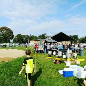 Read more about the article Crab Fest 2019 in full swing! Please share your memories with us  or hashtag us …