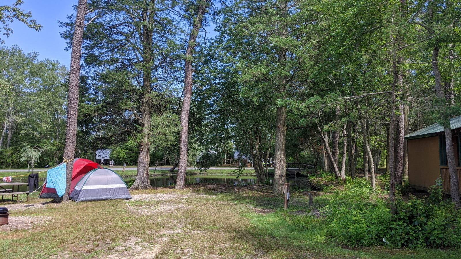 How to Plan for a Father and Son Camping Trip at Sea Pirate Campground