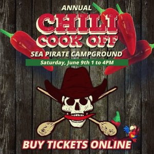 Get your tickets online and save money! Our annual Chili Cook Off will feature a…
