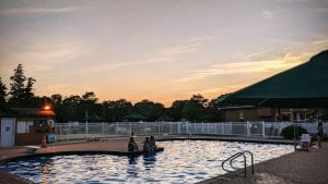 Our pool  is now heated ! Please share with friends and family.   …