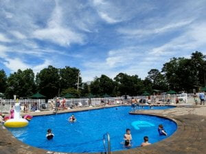 Summertime at Sea Pirate Campground is filled with tons of activities, friends, …