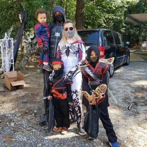 Read more about the article Thank you for sharing  Halloweeen was spend at this magical place this year. Kid…