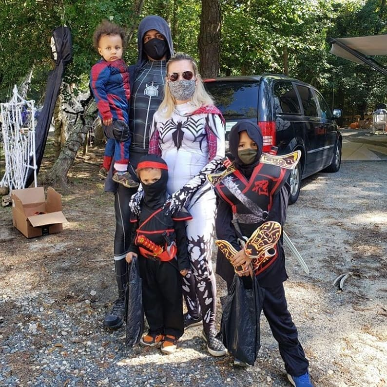 Thank you for sharing  Halloweeen was spend at this magical place this year. Kid…