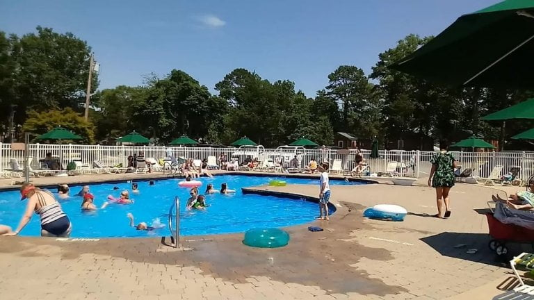 WIN A FREE WEEK VACATION! Enjoy everything that Sea Pirate Campground has to off...