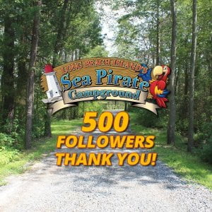 We made it to 500 followers! Thank You               …