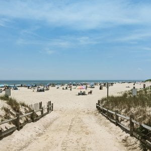 is only a few minutes away from our campground. Enjoy a day at the beach and co…