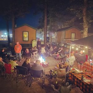 Read more about the article Thank you for sharing your memories of your stay at Sea Pirate Campground. Remem…